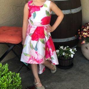 Floral Dress Size 5